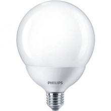 Philips Bombilla LED Globo Mate 17,5 W. E27 Philips