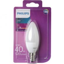 Philips Bombilla LED Vela Philips 5,5 W. E14