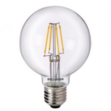 SYLVANIA Bombilla LED retro filamento globo E27 5W