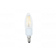 Osram LED vela E14 4,5W 2700K